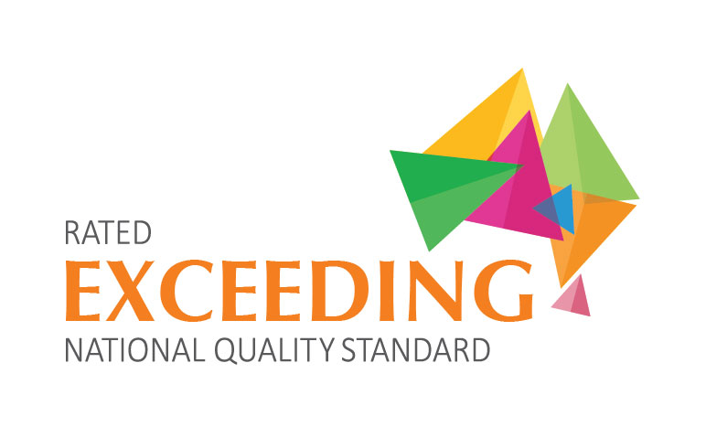 Echidna Early Learning Centre has achieved an overall rating of Exceeding NQS.